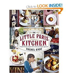 Classic French recipes with a fresh and fun approach - Rachel Khoo