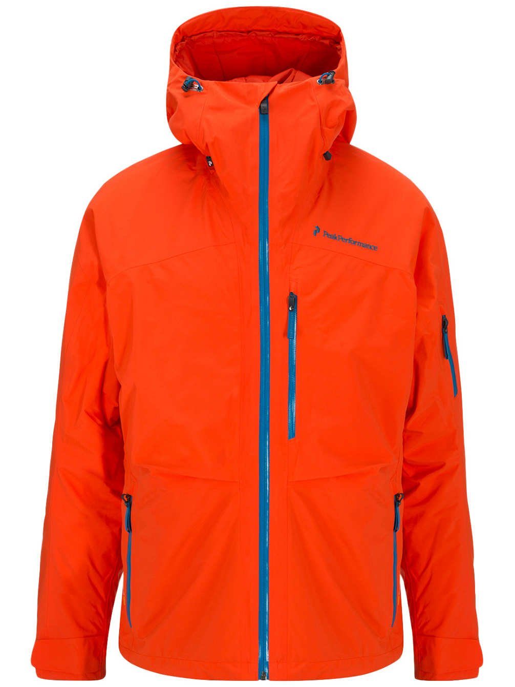 Herren Snowboard Jacke Peak Performance Heli 2Layer Gravity Jacket