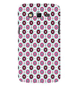 EPICCASE zodiac flowers Mobile Back Case Cover For Samsung Galaxy Grand Max (Designer Case)