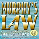 Murphy?s Law: 2011 Day-to-Day Calendar (0740795929) by Bloch, Arthur