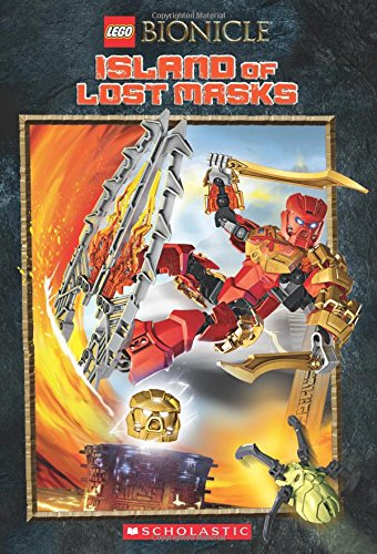 Island of the Lost Masks (LEGO Bionicle: Chapter Book #1), by Ryder Windham