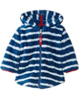 Kite Baby-Boys Fleece Striped Hoodie