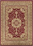 "Royal Collection New Traditional Oriental Area Rug Color Red (7'10""X9'10"") Medallion Design Area Rug"