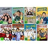 Scrubs: Die Anf�nger - Die kompletten Staffeln 1 - 8 (29 DVDs)