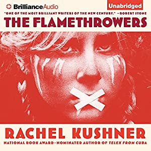 The Flamethrowers Audiobook