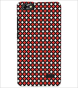 PrintDhaba Pattern D-5481 Back Case Cover for HUAWEI HONOR 4C (Multi-Coloured)