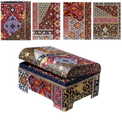 Metropolitan Museum of Art Notecard Keepsake Chest, Persian Patterns