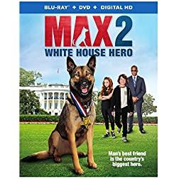 Max 2 White House Hero [Blu-ray]