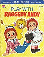 Play With Raggedy Andy Nontoxic-Baby's First…