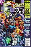 Teen Titans/Outsiders Secret Files 2003 #1 VF/NM ; DC comic book