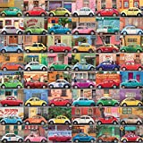 img - for Muchos Autos 500 Piece Puzzle book / textbook / text book