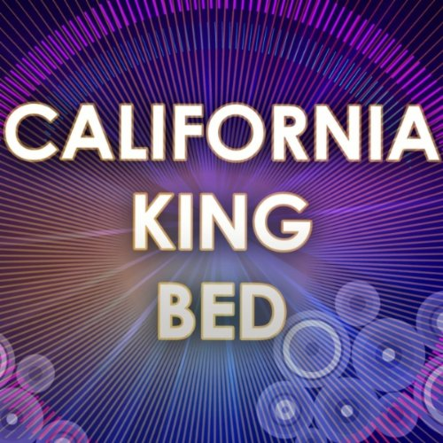 California King Bed Rihanna 175867 front