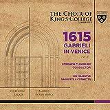 1615 Gabrieli in Venice (1 Hybrid SACD + 1 Pure Audio Blu-ray disc)