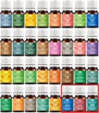 Ultimate Essential Oil Variety Set- 32 Pack 5 ml. - 100% Pure Therapeutic Grade Set