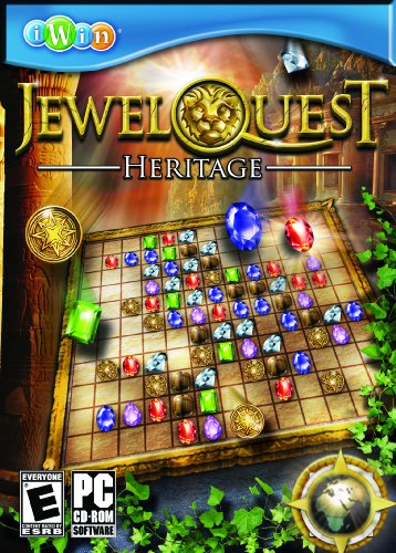 Jewel Quest 4: Legacy of the Golden Jewel Board