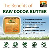 Bulk-Raw-Cocoa-Butter-32-oz-with-RECIPE-EBOOK-Perfect-for-All-Your-DIY-Home-Recipes-Like-Soap-Making-Lotion-Shampoo-Lip-Balm-Hand-Cream-Unrefined-Organic-Cacao-Butter-Good-for-Stretch-Marks