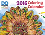 2016 Design Originals Coloring Calendar
