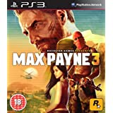 Max Payne 3 (PS3)by Rockstar