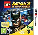 Cheapest LEGO Batman 2: DC Super Heroes (Includes exclusive Lex Luthor Mini Toy) on Nintendo 3DS