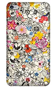iessential flower Designer Printed Back Case Cover for Apple iPhone 6s