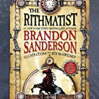 The Rithmatist (       UNABRIDGED) by Brandon Sanderson Narrated by Michael Kramer