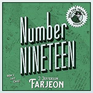 Number Nineteen: Ben's Last Case Audiobook
