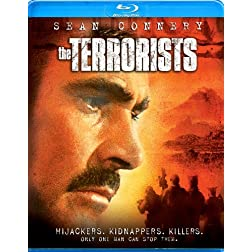 Terrorists [Blu-ray]