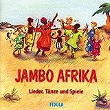 Jambo Afrika: CD - Lieder