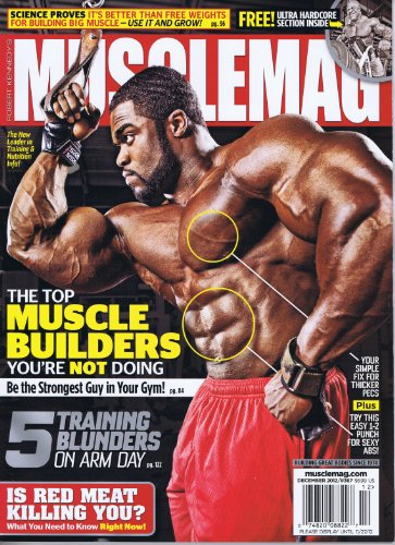 MuscleMag International [US] December 2012 (単号)