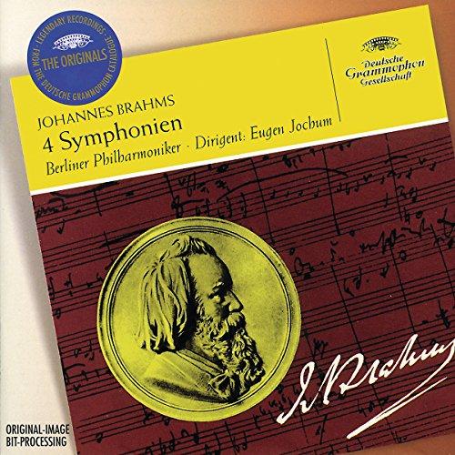 Brahms: 4 Symphonies (Brahms Symphonies Jochum compare prices)