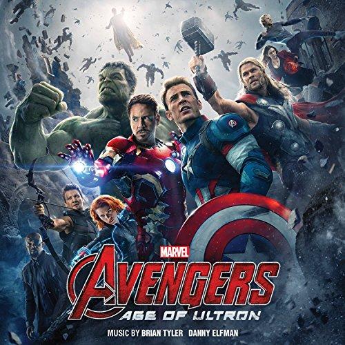 Avengers Age Of Ultron / O.S.T
