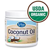 Viva Labs #1 Organic Extra Virgin Coconut Oil