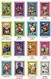 江崎グリコ  ジョジョの奇妙な冒険 ジョジョ25周年メモリアルカード 全40種+アナザーver全2種セット