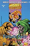 Fantastic Four: Fantastic Voyages (Marvel Super Heroes/SAGA Adventure #3) (0786913304) by Selinker, Mike
