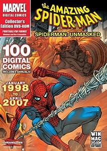 Marvel comics the amazing spider man spider man unmasked over 100 digital - Marvel spiderman comics pdf ...