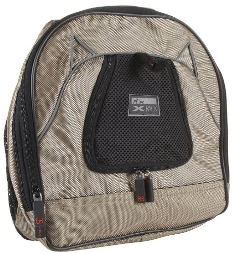 Petego X-Pack Carrier for Small Pets, Beige