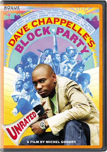 Cover art for  Dave Chappelle's Block Party (Unrated Widescreen Edition)