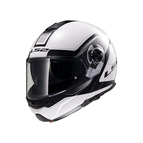 LS2 Helmets - Casque LS2 STROBE CIVIK FF325