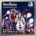 Konzil der Sieben - Teil 1 (Perry Rhodan Silber Edition 74) Hörbuch von William Voltz, Ernst Vlcek Gesprochen von: Tom Jacobs