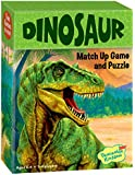 Peaceable Kingdom Press/Dinosaur 2-in-1 Match Up Memory Game & Floor Puzzle
