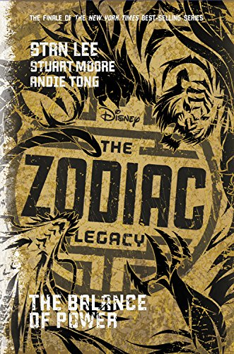 Book Cover: The Zodiac Legacy: Balance of Power