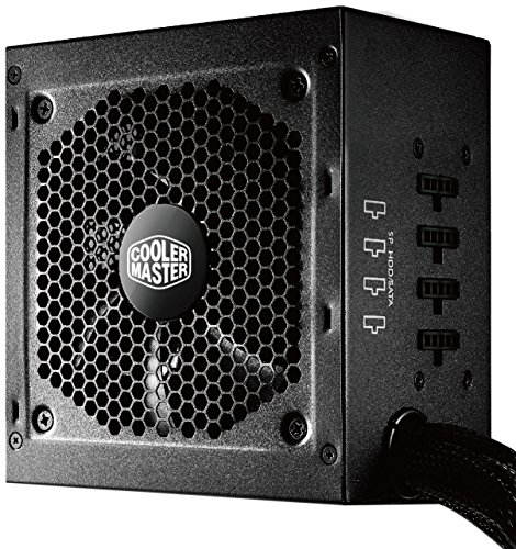 Cooler Master GM Series G750M - Compact 750W 80 PLUS Bronze Modular...