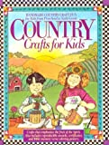 img - for Country Crafts for Kids book / textbook / text book