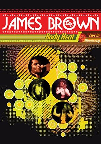 James Brown - Body Heat: Live in Monterey 1979 (DVD)