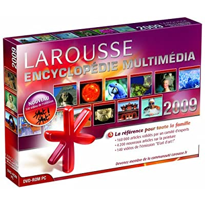 ����� � ����� [ ������ ] : ���� ����� ����� ���� larousse multimedia 2009���� ���� �� 61T1IRyMC8L._SS400_.