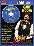 Jam with Gary Moore: Book & CD (Faber Edition: Jam with...) by Gary Moore (1998-01-01)