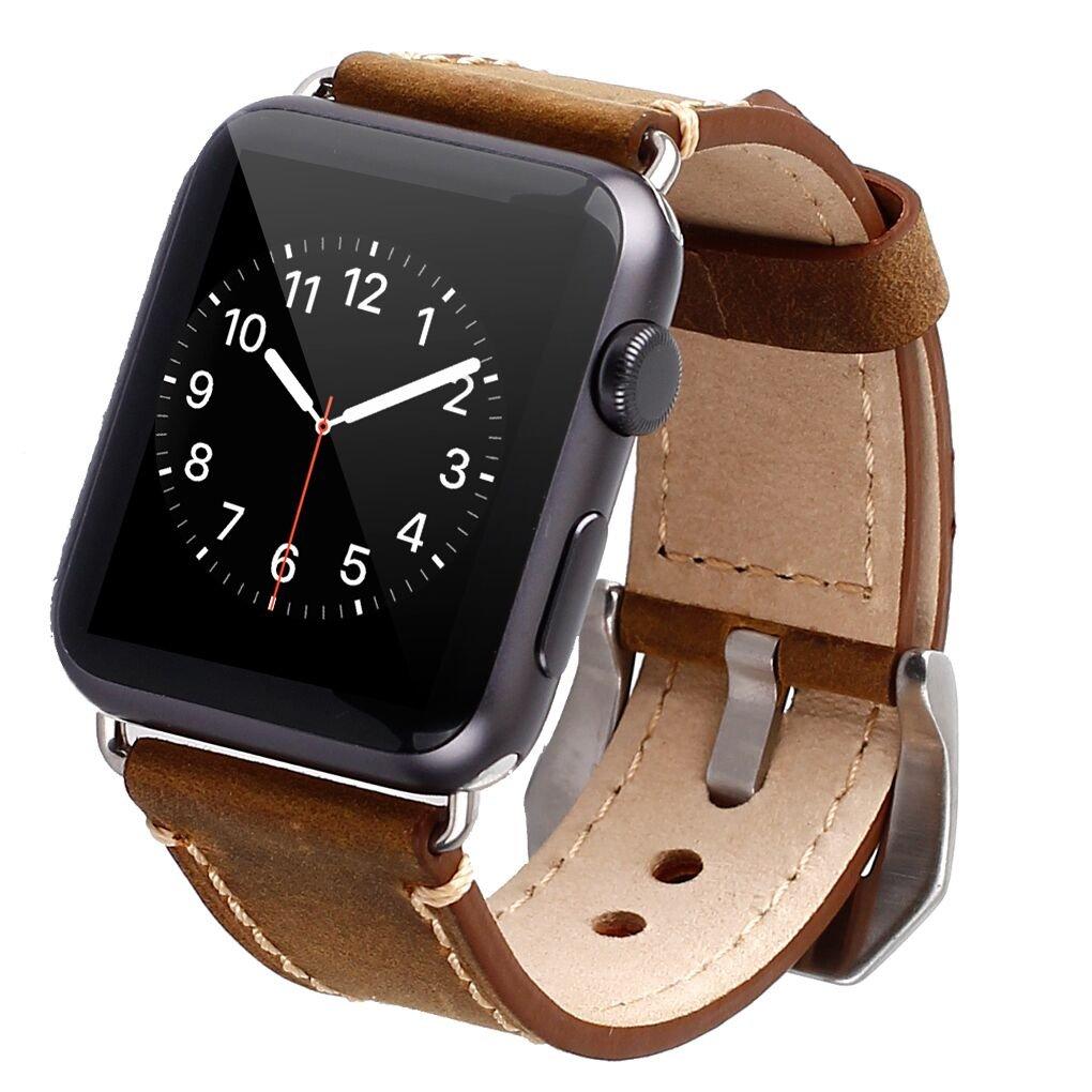 Apple Watch Band, 42mm iWatch Strap Premium Vintage ...