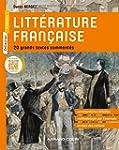Litt�rature fran�aise - 20 grands tex...