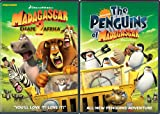 Madagascar: Escape 2 Africa & Nick Penguins [DVD] [Region 1] [US Import] [NTSC]