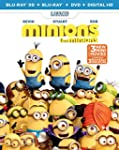Minions [Blu-ray 3D + DVD + Digital C...